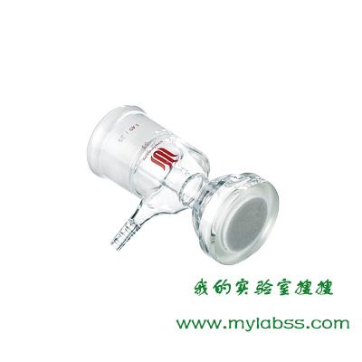 具47mm 不锈钢网过滤膜平台(下端磨口40/35)